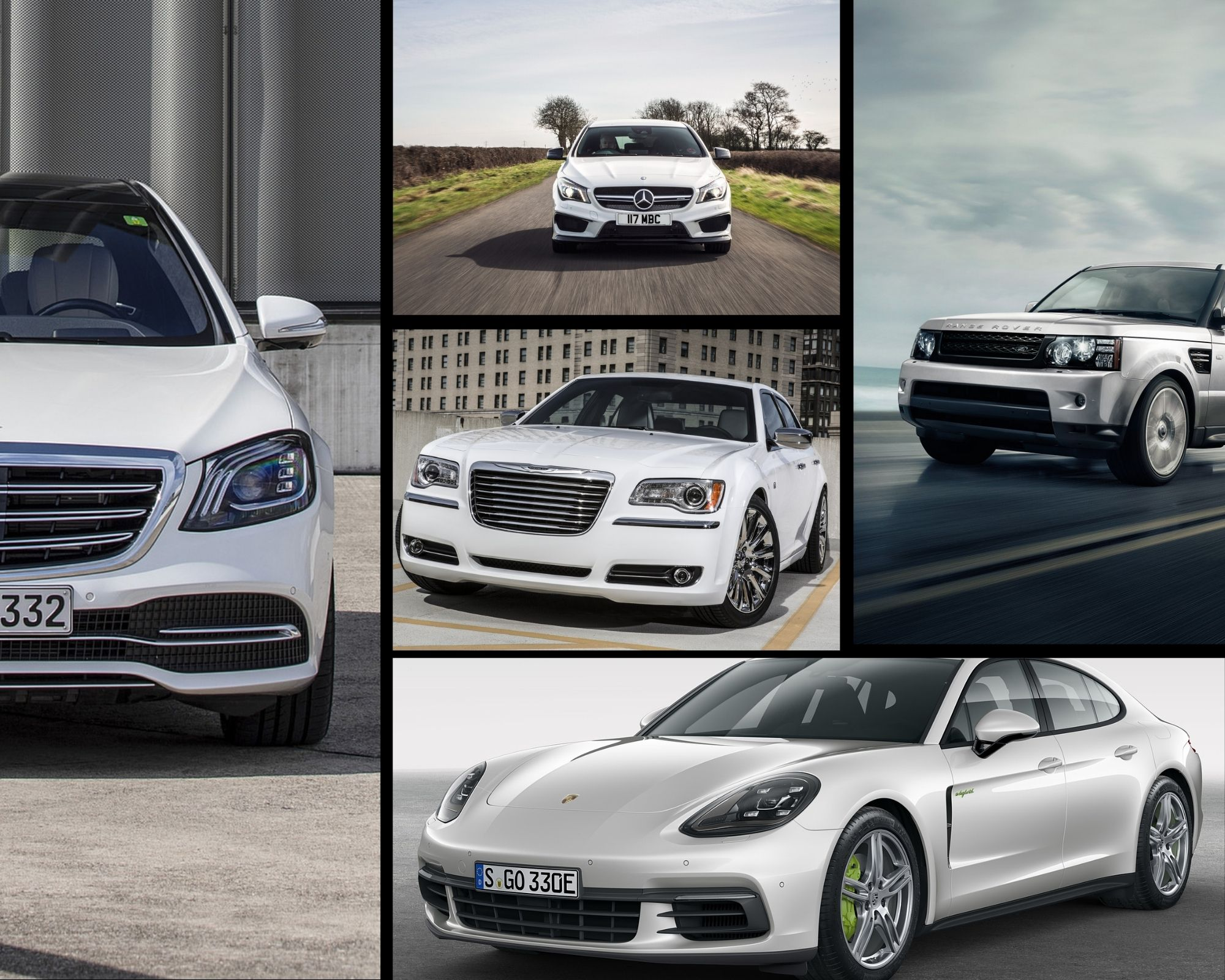 Hire Executive Cars in Newcastle