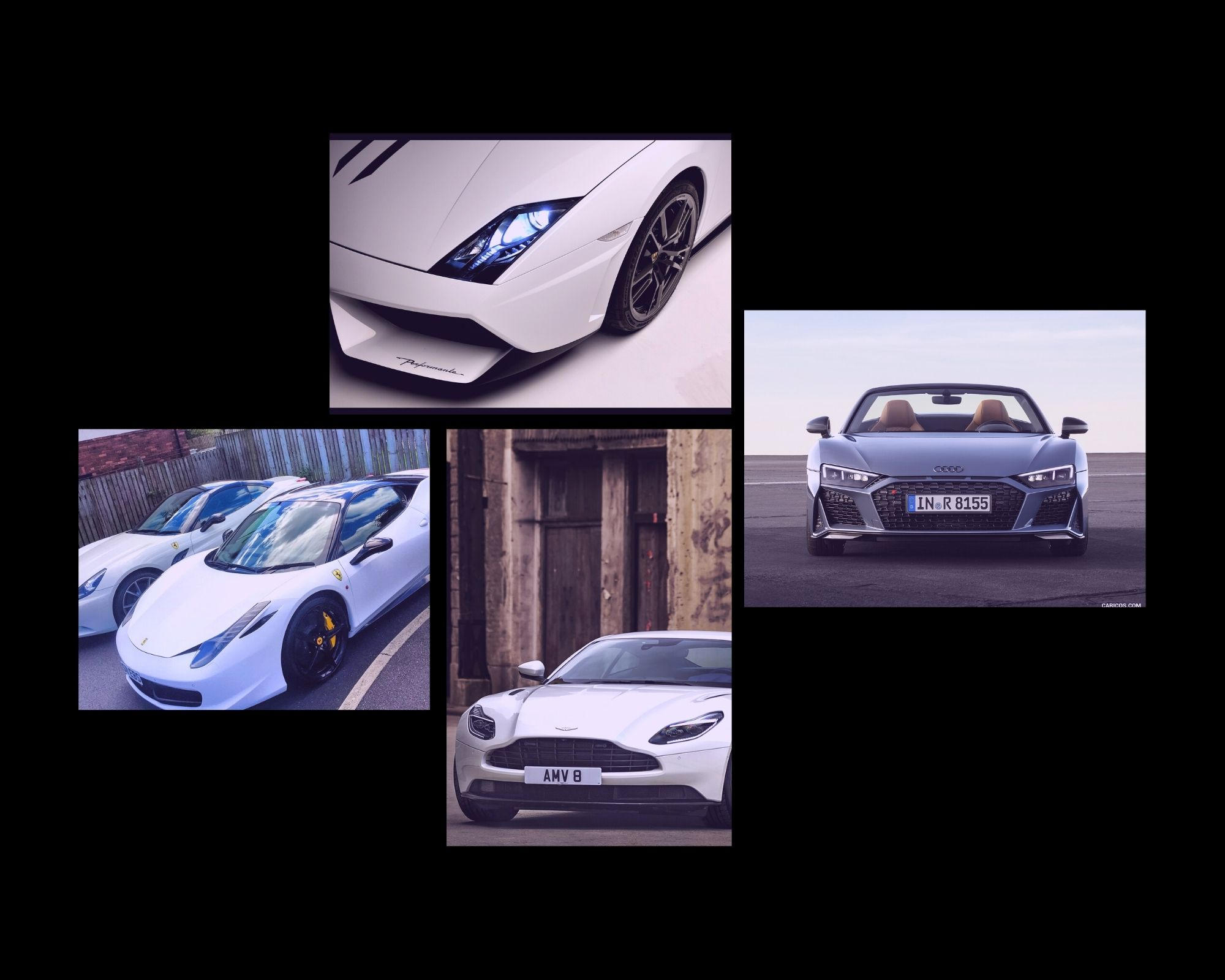 Hire Super Cars in Newcastle upon tyne