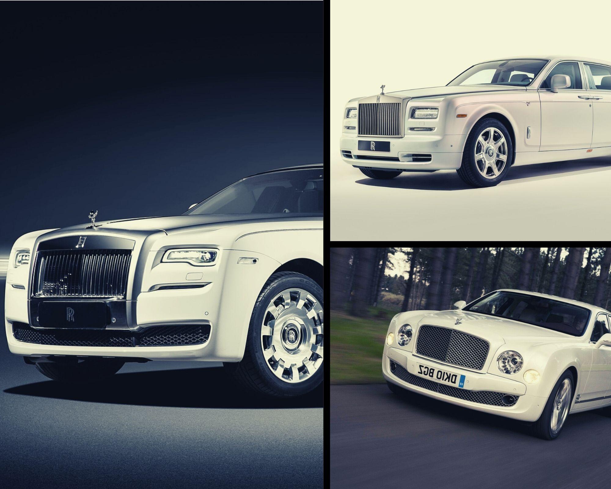 Hire Super Luxury Cars in Newcastle
